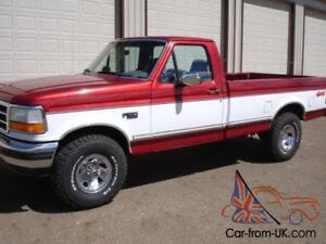 LOOKING FOR 92 to 96 FORD F150 PARTS