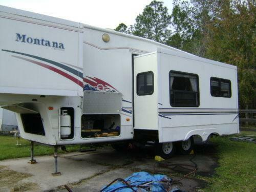 Used 5th Wheel Campers Ebay