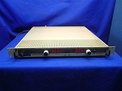 Kepco Klp 36-60 1200 Watt Programmable Power Supply Tested
