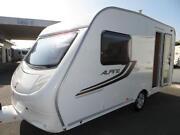 Sprite Alpine Caravan