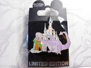 Disney Dragon Pin