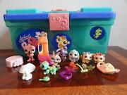 Littlest Pet Shop Tackle Box