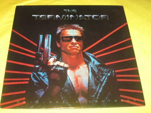 Terminator Lp Records Ebay