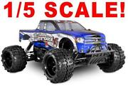 1 5 Scale Monster Truck