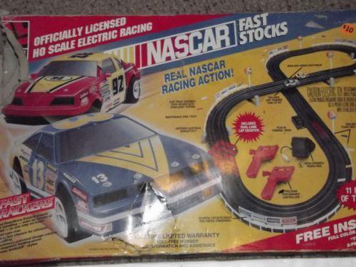 Matchbox Slot Car Race Set