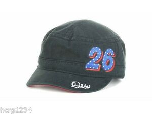 IZOD-INDYCAR-SERIES-RACING-WOMENS-BLING-CADET-STYLE-HAT-CAP-26-MARCO-ANDRETTI