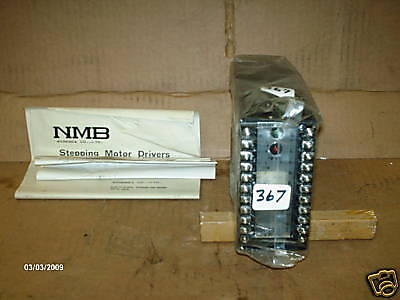 Nmb Minebea Coltd Stepping Motor Driver Sdh-c404-2 New