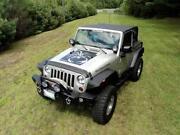 2012 Jeep Wrangler Accessories