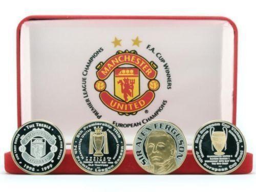 Manchester United Treble  Sports Memorabilia  0ba56cc24