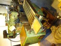 HURON J2 355 CNC MILLING MACHINE