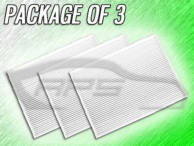 C25853 CABIN AIR FILTER FOR 2008 2009 2010 2011 2012 GRAND VITARA - PACKAGE OF 3 for sale  Oxnard