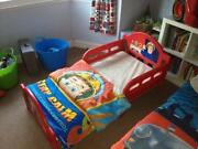 Kids Bed with Mattress