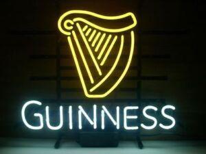 New Guinness Irish Whiskey Bar Neon Sign 17