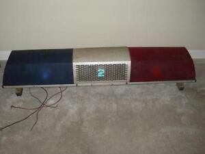 Police Light Bar Ebay