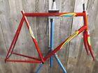 Steel Frame Road Bike-Racing 58 cm Frame Bike Frames