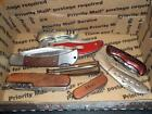 Used Pocket Knives Lots
