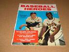 Baseball 1958 Vintage Sports Magazines