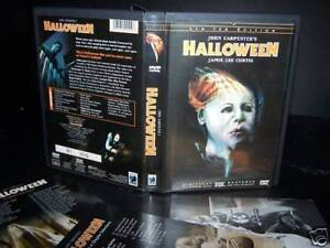 Halloween - Limited Edition - Rare OOP DVD
