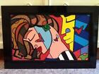 Romero Britto Painting