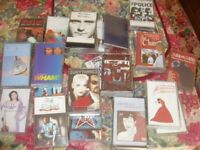 25 Music Cassettes - various artists