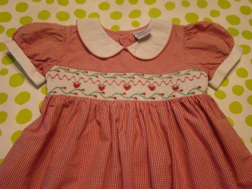 Toddler Smocked Dresses Ebay