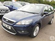 Ford Focus Estate Diesel Automatic