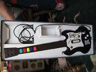 Guitar Hero PlayStation 2 - Original Black Controllers