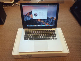 "MacBook Pro 13"" i5, 8GB, 1TB"