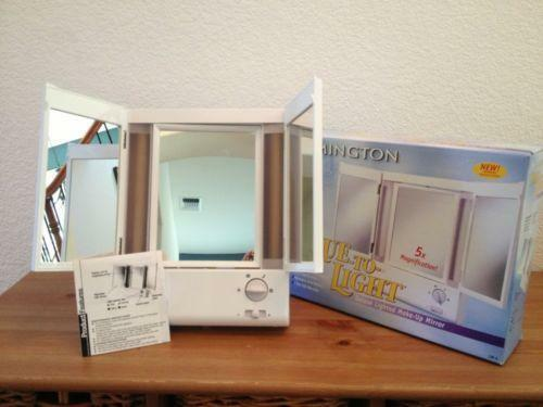 Remington Makeup Mirror Ebay