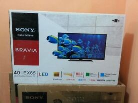 40 inch smart TV brand new Sony