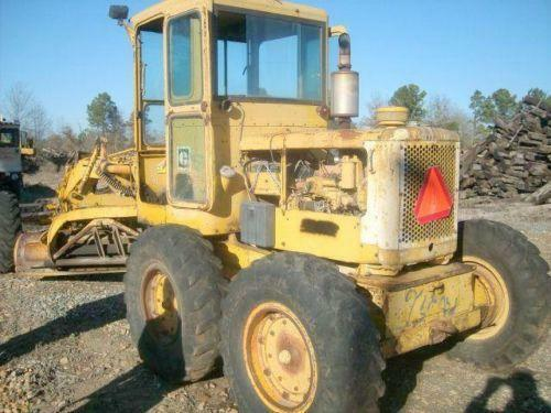 Metal Toy Tractors >> Used Road Grader | eBay