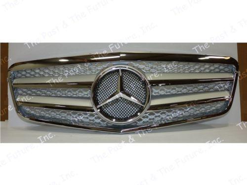 Mercedes Benz E Class Grill Ebay