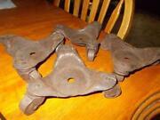Vintage Caster Wheels