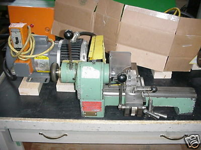 Derbyshire Model A Precision Bench Model Speed Lathe
