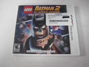 Lego Batman 2 DC Super Heroes DS