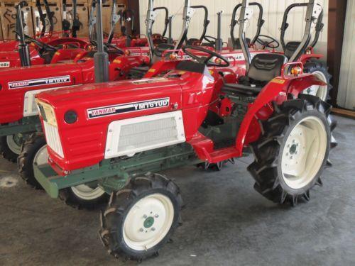 Yanmar Tractor 2 Wheel : Yanmar tractor ebay