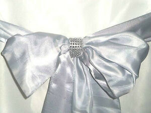 RENT Chair covers, Sashes, table Cloth, napkin rings, Kitchener / Waterloo Kitchener Area image 8