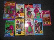 Barney VHS