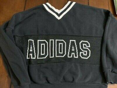ADIDAS Adibreak Womens Sweatshirt M Black and white