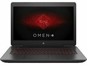 HP Omen 17.3in 4K UHD I7-6700HQ + 16GB RAM + 512GB SSD + GTX1070
