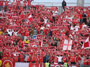 I have four tickets for the amazing Toronto FC  vs. NYFC