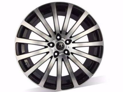 1x 20 inch Brand New Wheels suits COMMODORE, BMW3