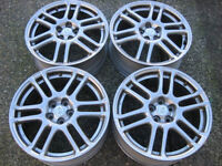 nice set of used OEM Factory SCION TC 17X7 Inch Rims in excellen