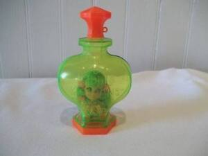 Mattel Kiddie Kologne Orange Blossom Doll in Bottle