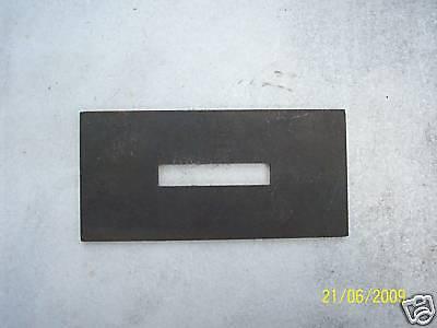 Abstreifer für Packerwalze Rabe 170 X 180 X 5 Stahl