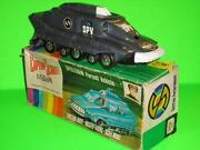 Captain Scarlet Vehicles