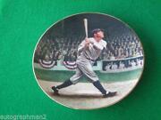 Babe Ruth Plate