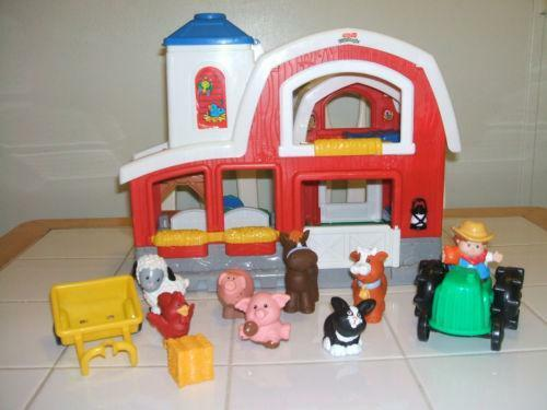 Little People Farm Set | eBay