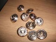 Royal Marines Buttons