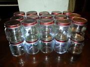 Empty 4 oz Jars